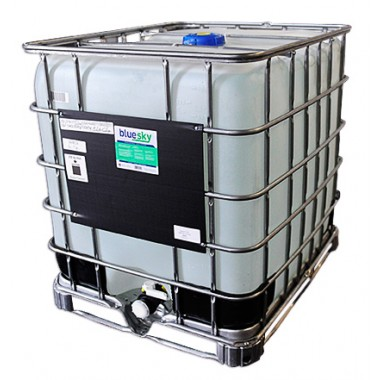 Blue Sky DEF, Diesel Exhaust Fluid 330 Gallon Tote from Vulcan Companies, Minnesota.