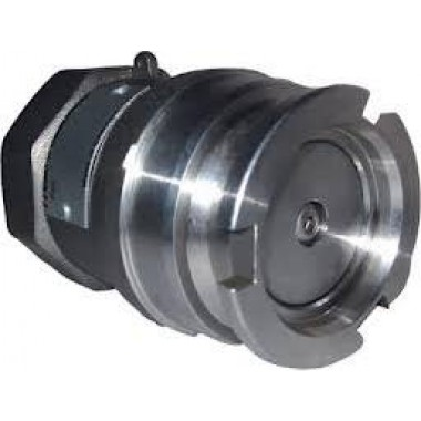 "Emco Wheaton 2"" Aluminum Adaptor with Buna Seals. Diesel Exhaust Fluid (DEF) Equipment MN, Vulcan Companies."