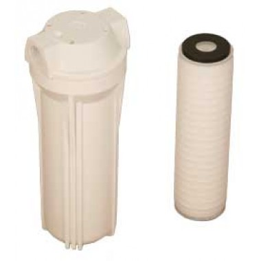 "Diesel Exhaust Fluid (DEF) Filter Assy 3/4"" housing 1 Micron Element. Diesel Exhaust Fluid Parts from Vulcan Companies."