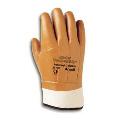 Monkey Grip Gloves from Vulcan Companies, Minnesota.