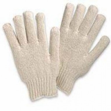 String Knit Work Gloves, Men's Cotton Blend. Petroleum Parts & DEF Equipment from Vulcan Companies