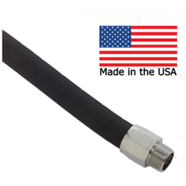 Static Wire Farm Transfer Hose from Vulcan Companies Diesel Exhaust Fluid Parts Minneapolis, MN