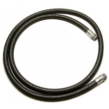 "Flex-steel 3/4"" x 9'6"" Hardwall Hose with Swivel from Vulcan Companies Minneapolis, MN."
