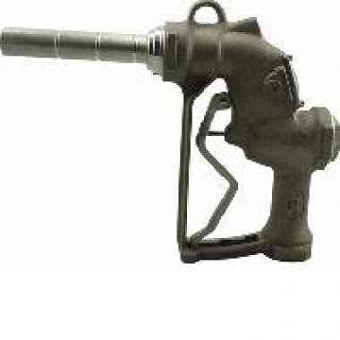 "1 1/2"" Fueler Automatic Diesel Truck Nozzle with 18"" Spout. DEF and petroleum parts from Vulcan Companies."