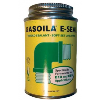 Gasoila E-Seal Soft-Set Thread Sealant w/ PTFE. Petroleum and DEF Parts from Vulcan Companies.