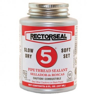 Rectorseal No. 5 Pipe Thread Sealant