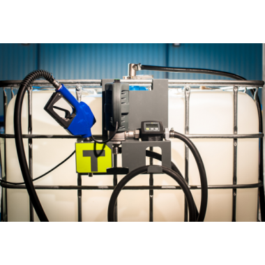 Tecalemit Hornet W85 Diesel Exhaust Fluid (DEF) Pump 110V - Configurable Complete System from Vulcan Companies, Minnesota.