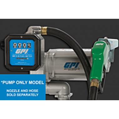 Diesel Transfer Pump With Meter 30GPM. DEF Equipment MN, Vulcan Companies.