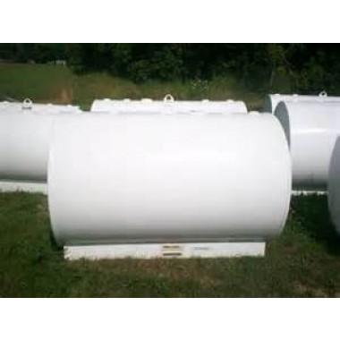 1000 Gallon Steel Farm Tank. DEF Equipment MN, Vulcan Companies.
