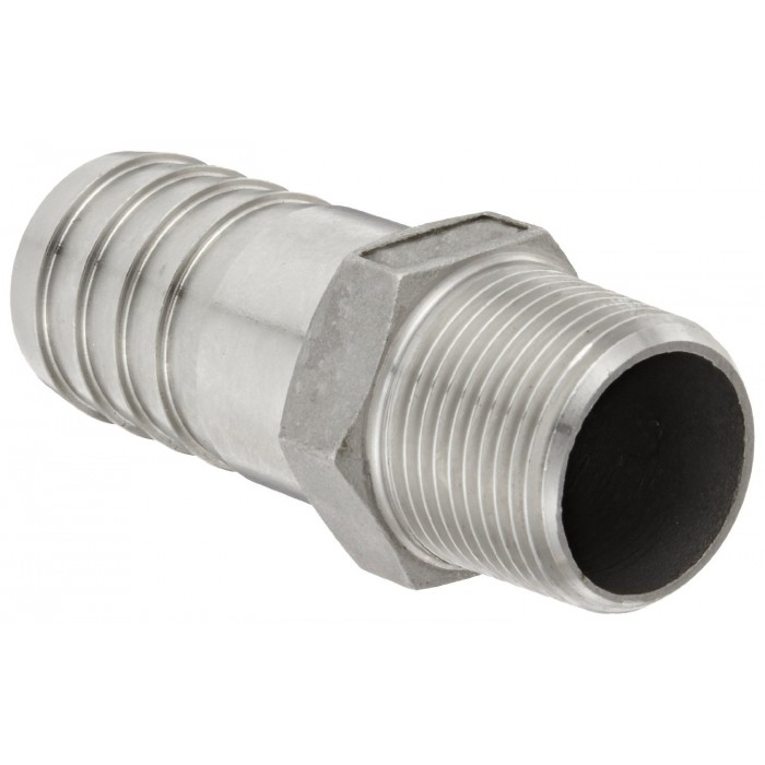 Banjo hb ss stainless steel hose fitting
