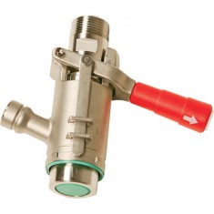 Stainless Steel RSV Fill Coupler