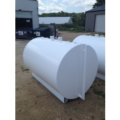 1000 Gallon Steel UL DW Tank