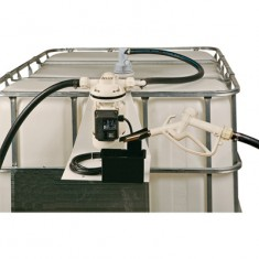 PUISI 115 VAC DEF Pump with Tote Hanger