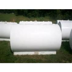 2000 Gallon Steel Farm Tank Vertical