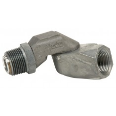 "0087 1"" M x 1"" F Multi-Plane Fuel Hose Swivel"