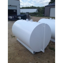 1000 Gallon Steel UL DW Tank. Diesel Exhaust Fluid Parts MN, Vulcan Companies.