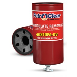 40830PA-DV Petro Clear Fuel Dispenser Filter from Vulcan Companies