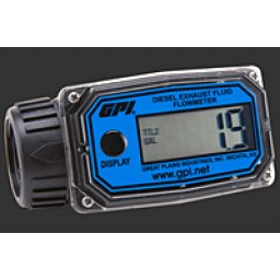 Diesel Exhaust Fluid (DEF) Inline Meter from Vulcan Companies Minneapolis, MN.