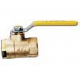 1 Inch Locking Brass Ball Valve from Vulcan Companies Minneapolis, MN.